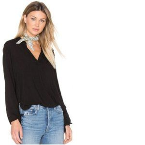 Anthro. | Cloth & Stone Popover Blouse